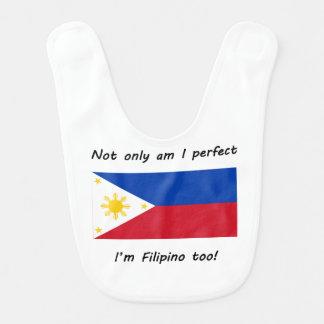 Perfect And Filipino Bibs