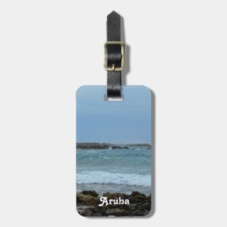 Perfect Aruba Luggage Tag