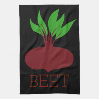 Perfect Beet Kitchen Towel