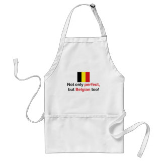 Perfect Belgian Standard Apron