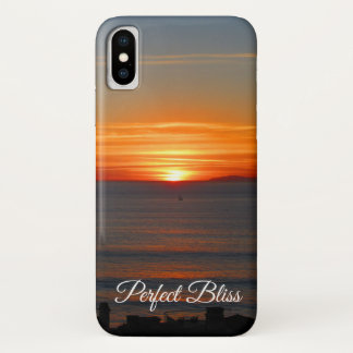 Perfect Bliss – Sunset in Dana Point, California Case-Mate iPhone Case