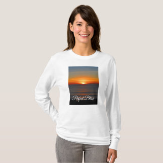 Perfect Bliss – Sunset in Dana Point, California T-Shirt