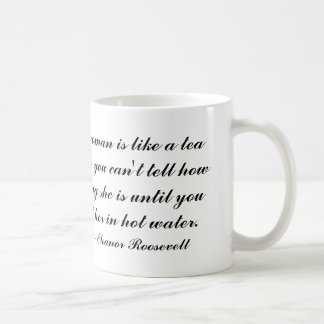 Perfect Coffee or Tea mug quote!