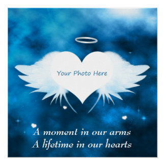 Perfect Custom Poster - Angel of the Heart Perfect Poster