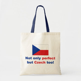 Perfect Czech Tote Bag