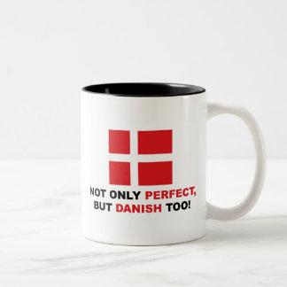 Perfect Dane Two-Tone Coffee Mug