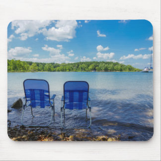 Perfect Day At The Lake Mouse Pad