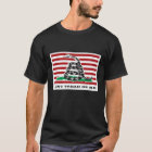 """PERFECT """"DONT TREAD ON ME"""" 13 STRIPES T-Shirt"""