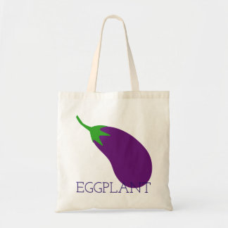 Perfect Eggplant Tote Bag