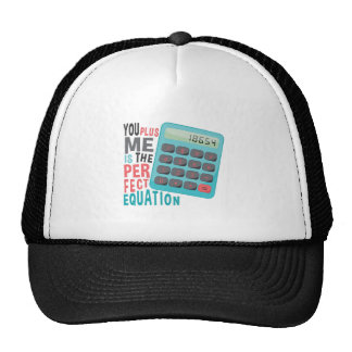 Perfect Equation Trucker Hat