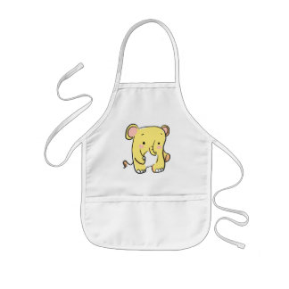 Perfect for the little Chef! Candyphant Apron