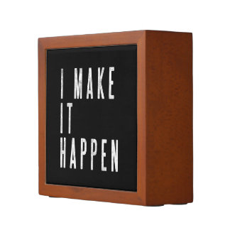 Perfect Gift For New Business Owner Motivational Desk Organizer