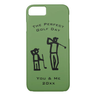 Perfect Golf Day iPhone 8/7 Case