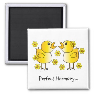 Perfect Harmony Magnet