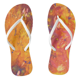 Perfect Imperfections Flip Flops