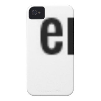 """Perfect is the Enemy of Done."" ~James Hawkins iPhone 4 Cover"