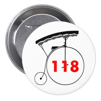 Perfect Likeness 118 3 Inch Round Button