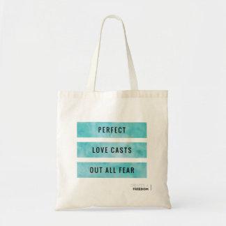 'Perfect Love' Tote Bag