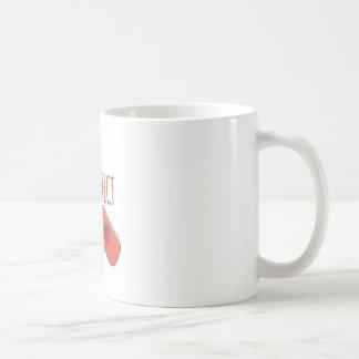 Perfect Match Classic White Coffee Mug