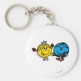 Perfect Match Keychain