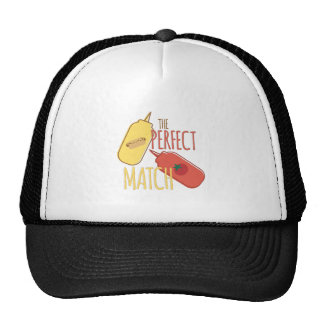 Perfect Match Trucker Hat