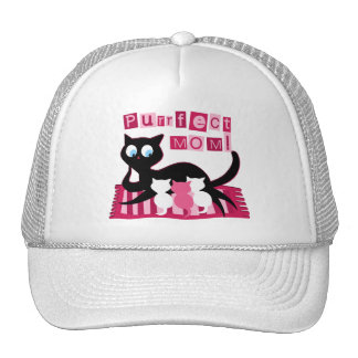Perfect Mom Mother s Day Trucker Hats