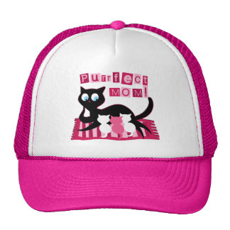 Perfect Mom Mother's Day Trucker Hat