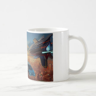 Perfect mug for Sci-Fi lovers.