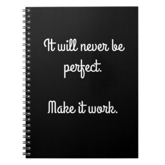 Perfect Notebooks
