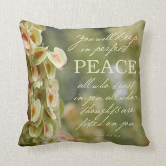 "Perfect Peace 16x16"" Pillow"