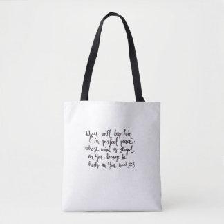 perfect peace bag