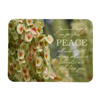 Perfect Peace Magnet