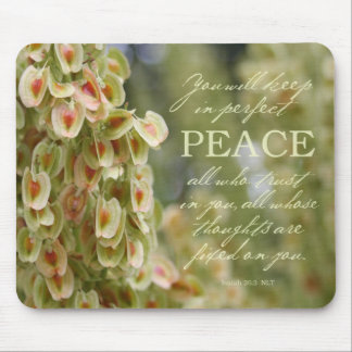 Perfect Peace Mouse Pad