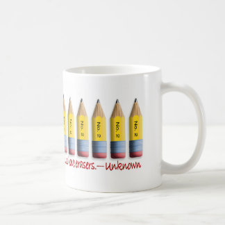 Perfect Pencils Coffee Mug
