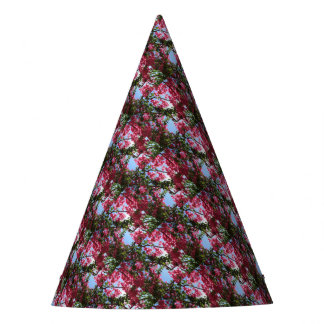 Perfect Pink Bougainvillea In Blossom Party Hat
