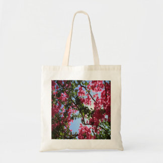 Perfect Pink Bougainvillea In Blossom Tote Bag