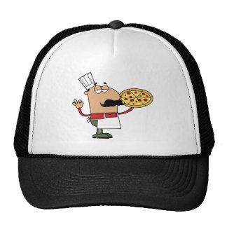 Perfect Pizza Man Trucker Hat
