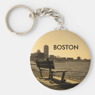 Perfect place to view the Charles Keychain