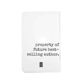 Perfect Pocket Journal for the Writer on a Mission