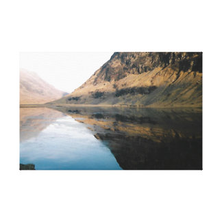 Perfect Reflections Canvas Print