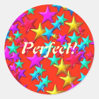 Perfect Reward Sticker