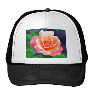 Perfect Rose in Bloom Trucker Hat
