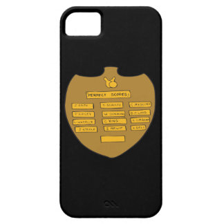 Perfect Score iPhone 5 Cover