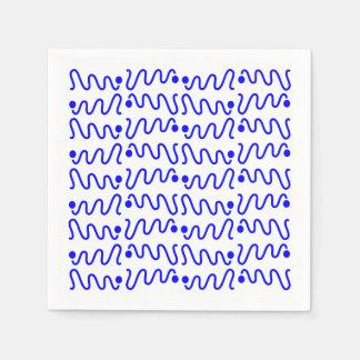 Perfect Scribbles Paper Napkins