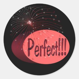 Perfect Sticker