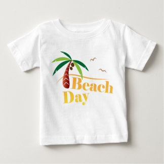 Perfect Summer Beach Day Baby T-Shirt