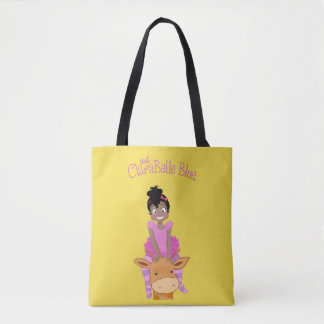 Perfect Tote - ClaraBelle & Ford (Yellow)