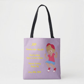 Perfect Tote - JoJo(Lavender)