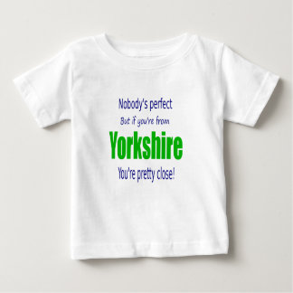 Perfect Yorkshire Baby T-Shirt