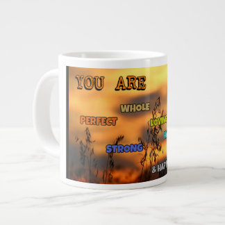 PerfectAffirmation Large Coffee Mug